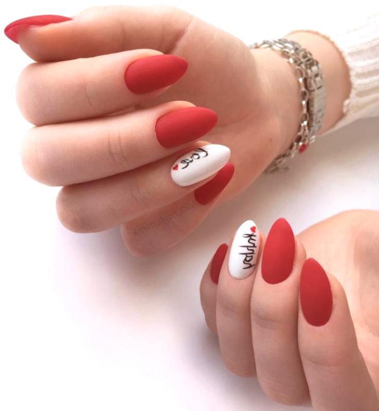 Manicure Vermelho 2019 Tendências Da Moda Em Design
